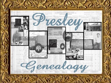 Presley Genealogy