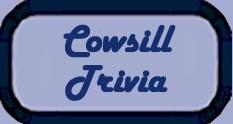 Cowsill Trivia