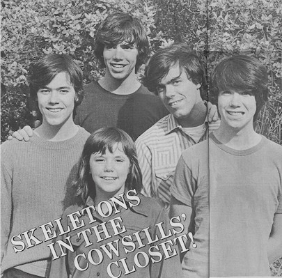 skeletons in the cowsills closet