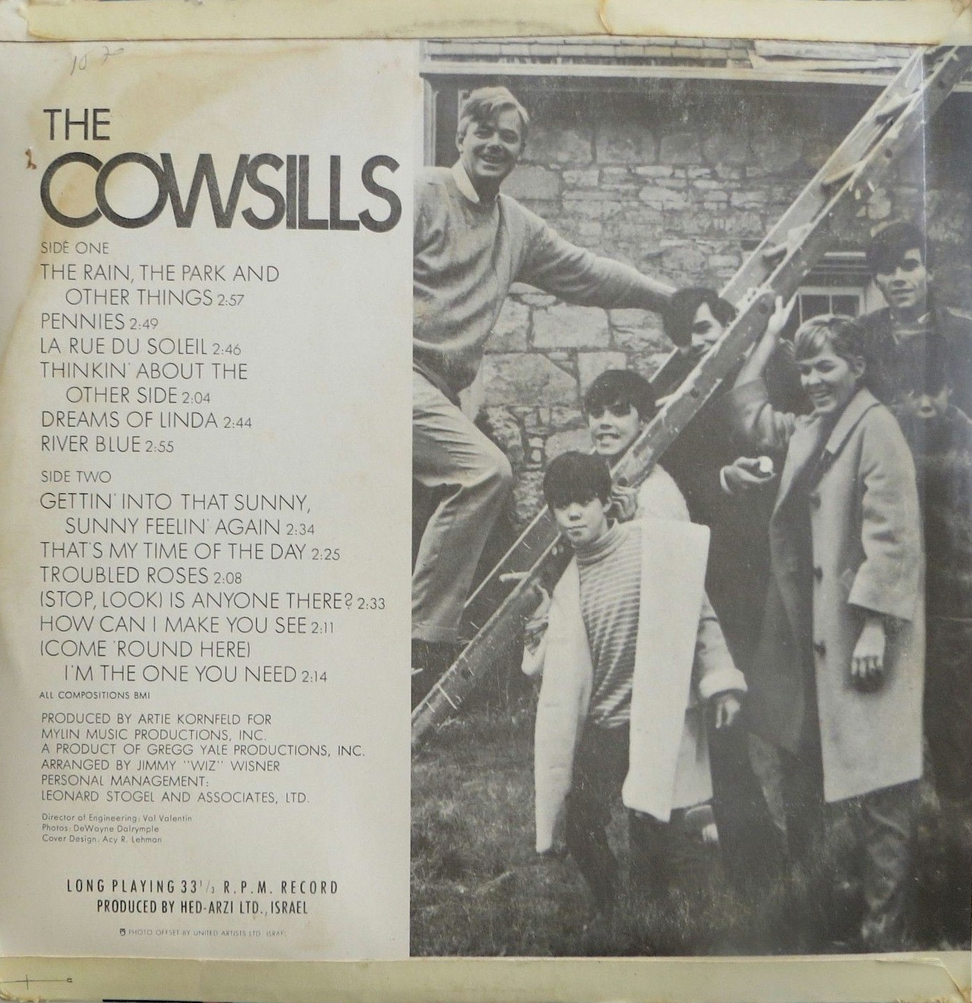 the cowsills did you know odd facts cowsills